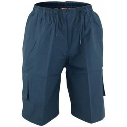 Textil Homem Shorts / Bermudas Duke  Marinha