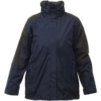 Textil Mulher Corta vento Regatta RG086 Marinha/Preto