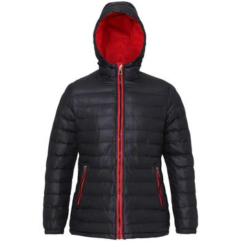 Textil Mulher Quispos 2786 TS16F Preto/Vermelho