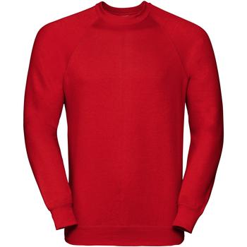 Textil Sweats Russell 7620M Vermelho clássico