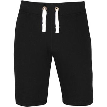 Textil Homem Shorts / Bermudas Awdis JH080 Jet Black