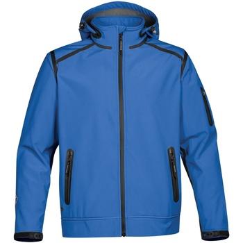 Textil Homem Casaco polar Stormtech ST801 Azul Marinho