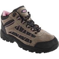 Sapatos Mulher Sapatos de caminhada Dek Grassmere CINZA/PINK