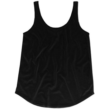 Textil Mulher Tops sem mangas Mantis M92 Preto