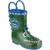 Sapatos Rapaz Botas de borracha Cotswold PUDDLE BOOT Crocodilo