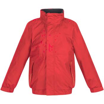 Textil Criança Corta vento Regatta TRW418 Clássico Vermelho/Navio