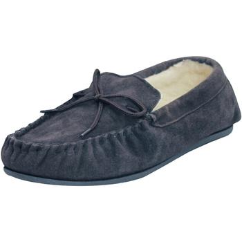 Sapatos Chinelos Eastern Counties Leather  Marinha