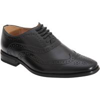 Sapatos Rapaz Richelieu Goor  Preto