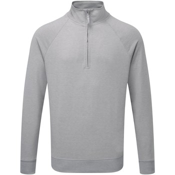 Textil Homem camisolas Russell 1/4 Zip Marl de Prata