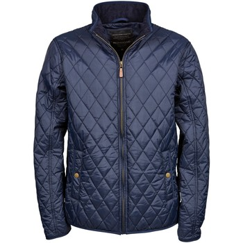 Textil Homem Quispos Tee Jays TJ9660 Marinha Profunda