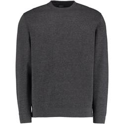 Textil Homem Sweats Kustom Kit KK302 Marl cinzento escuro