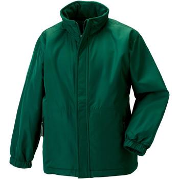 Textil Criança Corta vento Jerzees Schoolgear 875B Garrafa Verde
