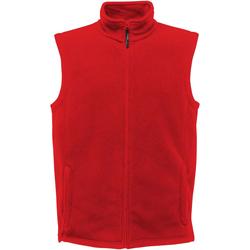 Textil Homem Casaco polar Regatta RG185 Vermelho clássico