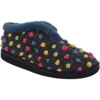 Sapatos Mulher Chinelos Sleepers Tilly Azul/Multi