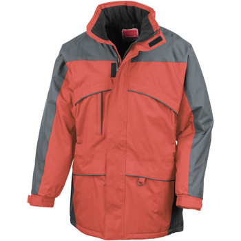 Textil Homem Corta vento Result R98X Vermelho/Anthracite