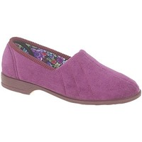 Sapatos Mulher Chinelos Sleepers Audrey Plum/Heather
