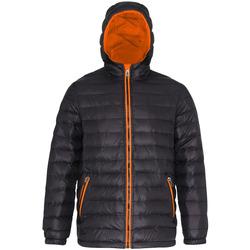 Textil Homem Quispos 2786 TS016 Preto/ Laranja