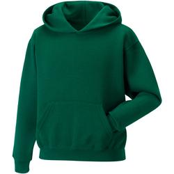 Textil Criança Sweats Jerzees Schoolgear 575B Garrafa Verde