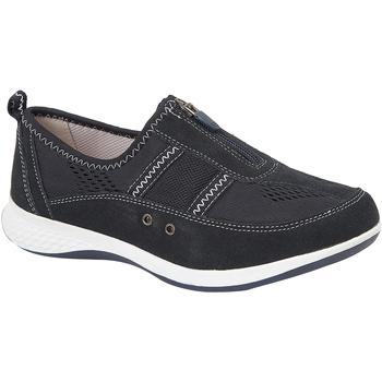 Sapatos Mulher Sapatilhas Boulevard  Marinha