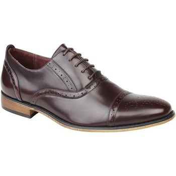 Sapatos Rapaz Richelieu Goor  Oxblood