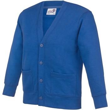 Textil Criança Casacos de malha Awdis Academy Royal Blue