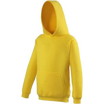 Textil Criança Sweats Awdis JH01J Sol Amarelo