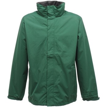 Textil Homem Corta vento Regatta TRW461 Garrafa Verde/Verde Cinza de Vedação