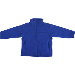 Textil Criança Casaco polar Jerzees Schoolgear 8700B Brilhante Real