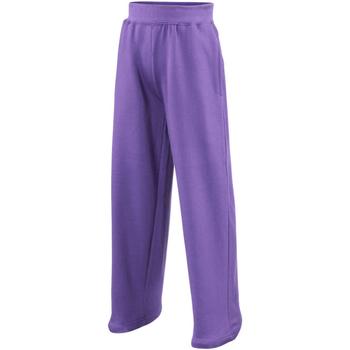 Textil Criança Calças finas / Sarouels Awdis  Púrpura