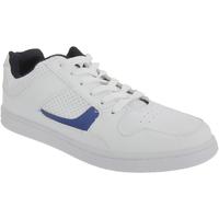 Sapatos Homem Sapatilhas Dek Euston Branco/azul marinho