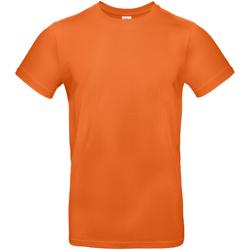 Textil Homem T-Shirt mangas curtas B And C TU03T Laranja urbana