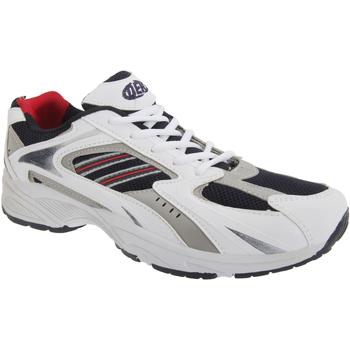 Sapatos Rapaz Multi-desportos Dek Venus III Branco/Cinza/Navio