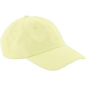 Acessórios Boné Beechfield B653 Pastel Lemon