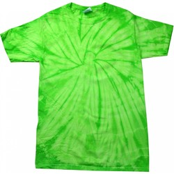 Textil T-Shirt mangas curtas Colortone Tonal Cal de aranha