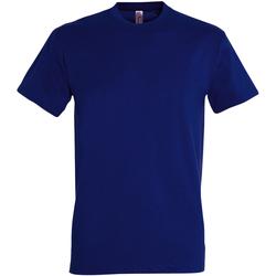 Textil Homem T-Shirt mangas curtas Sols 11500 Ultramarine