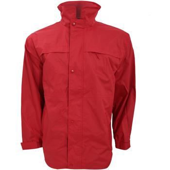 Textil Homem Corta vento Result R67X Vermelho/Navio
