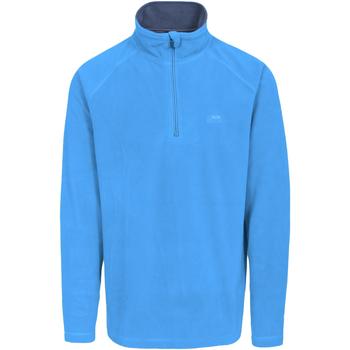Textil Homem Casaco polar Trespass Blackford Azul Brilhante