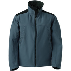 Textil Homem Casaco polar Russell 018M Cinza do comboio