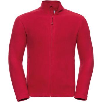 Textil Homem Casaco polar Russell J880M Vermelho clássico