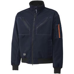 Textil Homem Casaco polar Helly Hansen 76211 Azul-marinho