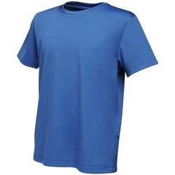 Textil Criança T-Shirt mangas curtas Regatta RA011B Real