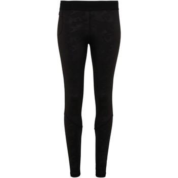 Textil Homem Collants Tridri TR017 Camo preto