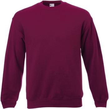 Textil Homem Sweats Universal Textiles 62202 Oxblood