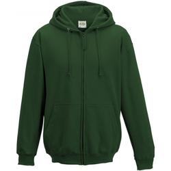 Textil Homem Sweats Awdis JH050 Verde Floresta