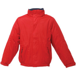 Textil Homem Corta vento Regatta TRW297 Clássico Vermelho/Navio