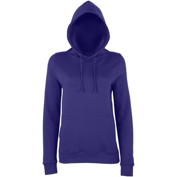 Textil Mulher Sweats Awdis Girlie Púrpura
