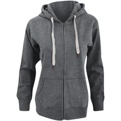 Textil Mulher Sweats Mantis M84 Heather Grey Melange