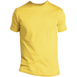 Textil Homem T-Shirt mangas curtas Sols 11500 Limão