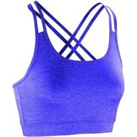 Textil Mulher Tops e soutiens de desporto Spiro S274F Alfazema