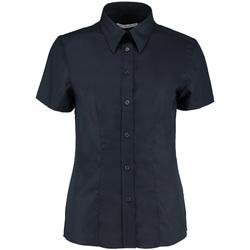 Textil Mulher camisas Kustom Kit KK360 marinha francesa
